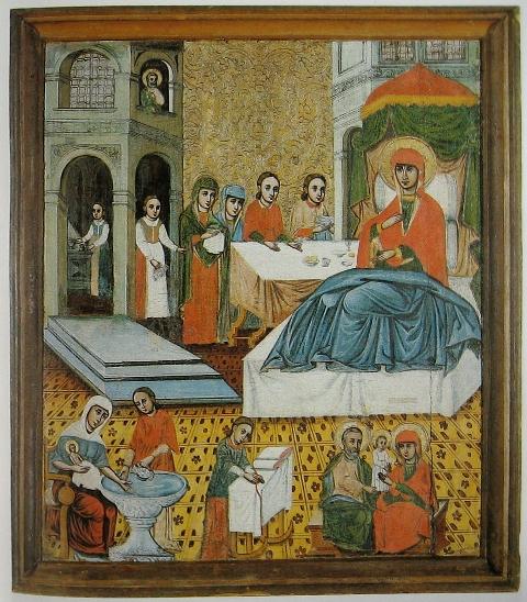 Рождество Божией Матери д.Ляховцы